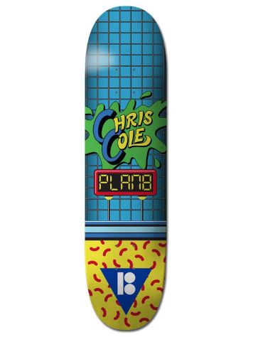Plan B Cole Slime 8.5'' Skateboard Deck