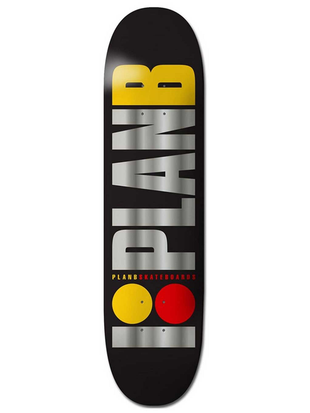 Team Og Blk Ice 8.0'' Skateboard Deck