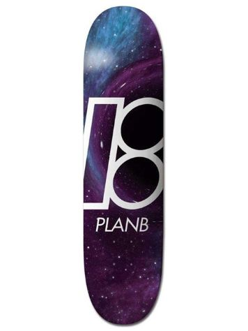 Plan B Team Blackhole 8.3'' Skateboard Deck