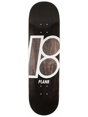 Plan B Team Stained 8.5'' Skateboard Deck