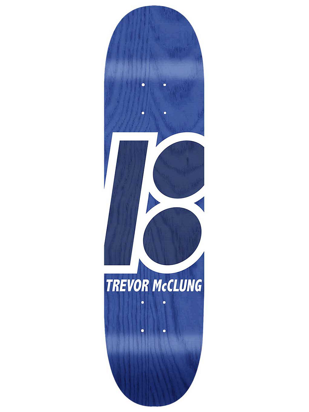 Mcclung Stained 8.1'' Skateboard Deck