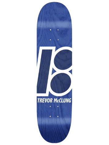 Plan B Mcclung Stained 8.1'' Skateboard Deck