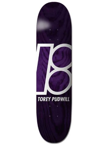 Plan B Pudwill Stained 8.25'' Skateboard Deck
