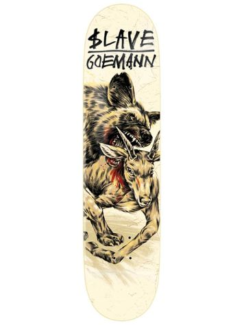 Slave Goemann Animal Kingdom 8.25 Skateboard D