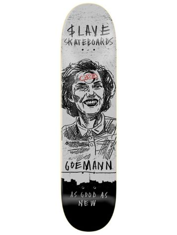 Slave Goemann No Problems 8.5 Skateboard Deck