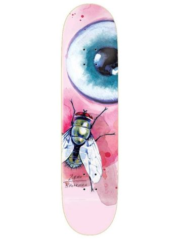 Zero Brockman Let It Bleed 8.0 Skateboard Dec