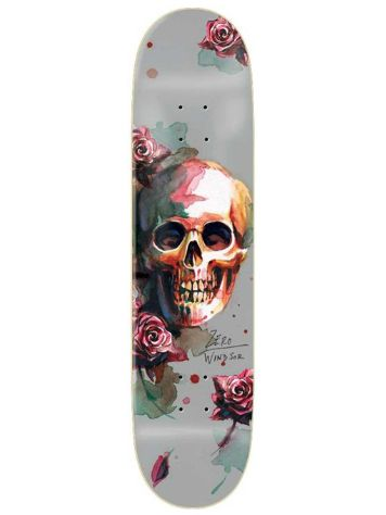 Zero Windsor Let It Bleed 8.5 Skateboard Deck
