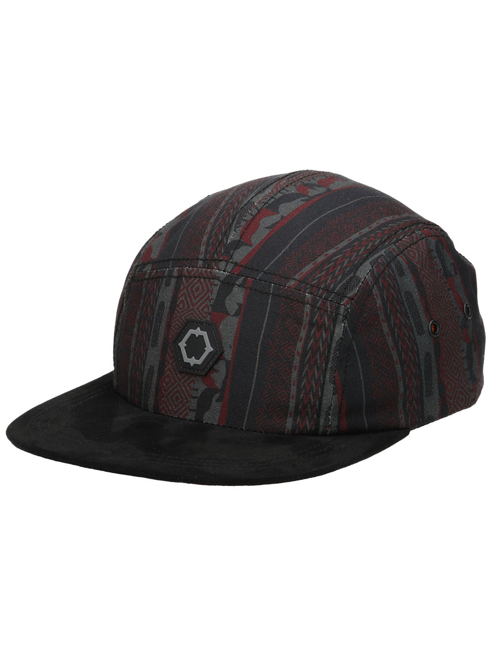 d4f9b240dcfe4 Buy Empyre Notorious Retro 5 Panel Cap online at Blue Tomato