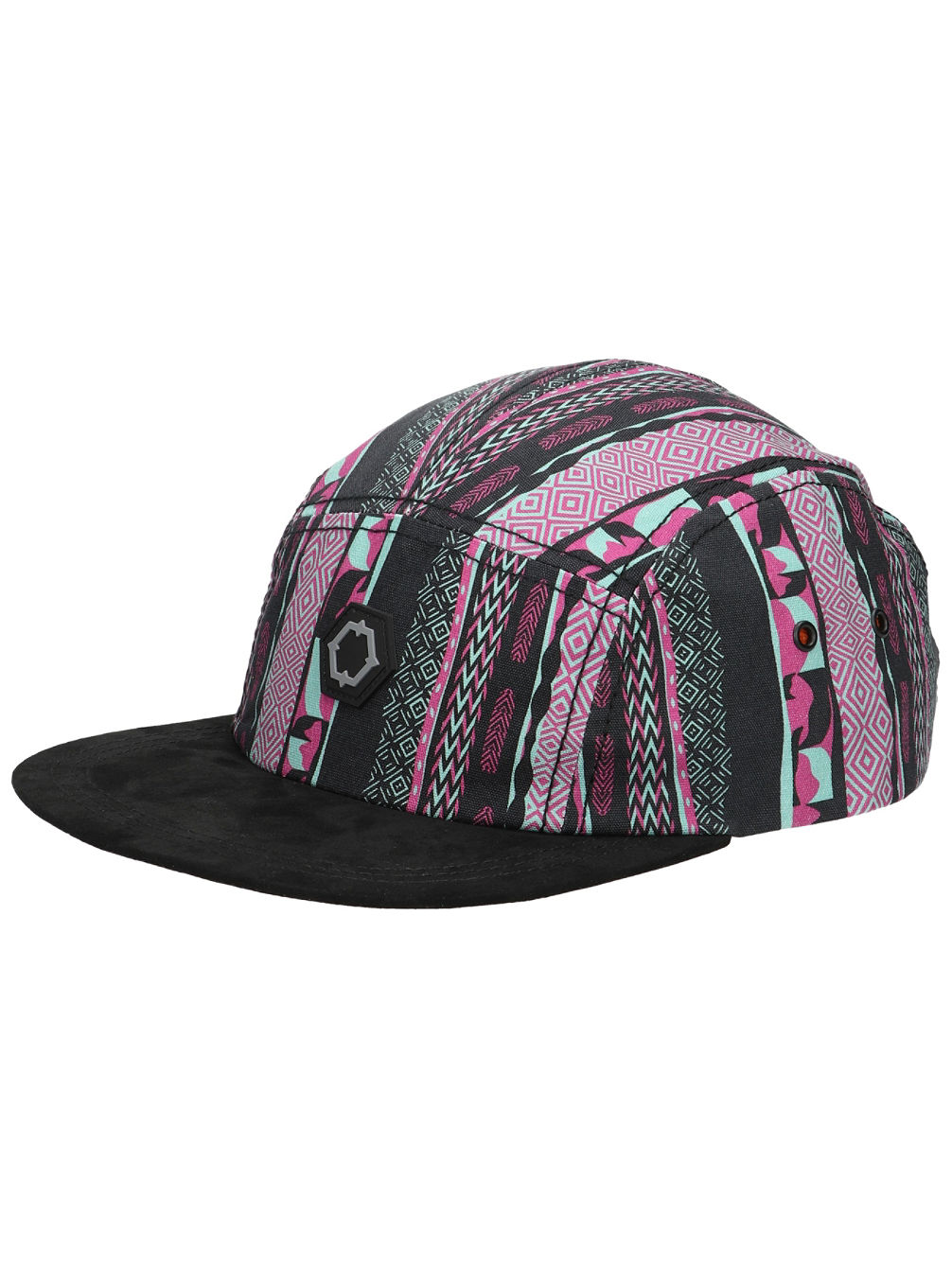ea0b5730c1f Buy Empyre Notorious Retro 5 Panel Cap online at Blue Tomato
