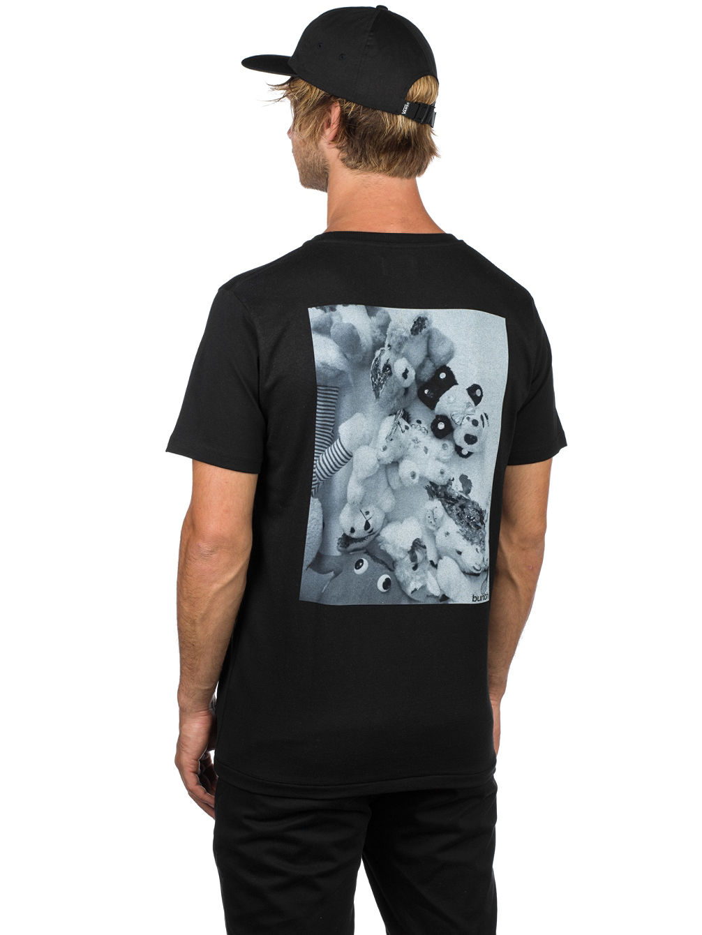 Buy Bunth Backprint T Shirt Online At Blue Tomato