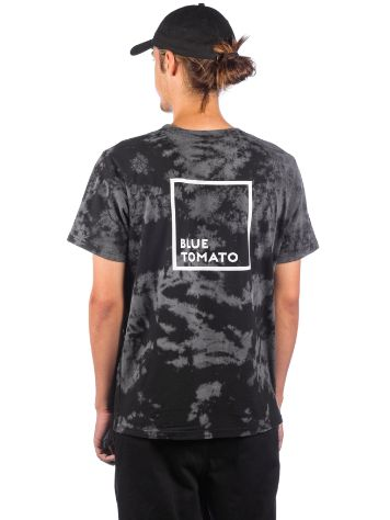 Blue Tomato BT Tie Dye Backprint T-Shirt