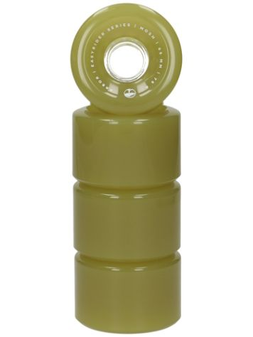 Arbor Mosh 65mm 78A Ghost Green Wheels