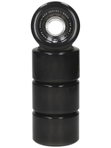 Arbor Mosh 65mm 78A Ghost Black Rollen