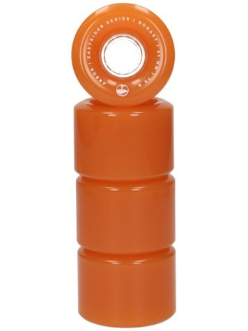 Arbor Bogart 61mm 78A Ghost Orange Hjul