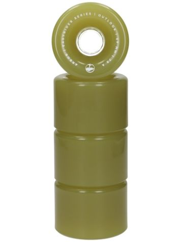 Arbor Outlook 69mm 78A Ghost Green Hjul
