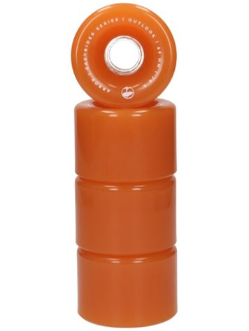 Arbor Outlook 69mm 78A Ghost Orange Hjul
