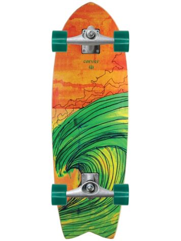 "Carver Skateboards Swallow CX4 29"" Complete"