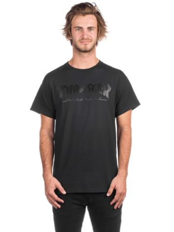 Thrasher Magazine Logo T-Shirt