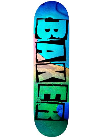 Baker DO Brand Name Lava 8,25'' Skateboard Deck