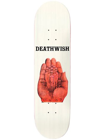 Deathwish Fear Vs Love 8.5'' Skateboard Deck