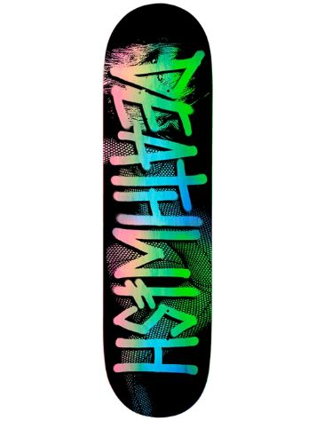 Deathwish Deathspray Fish Net 8.0'' Skateboard Deck