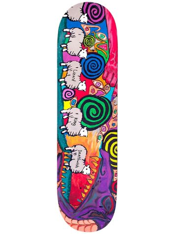 Deathwish LK Choose The Right 8.38'' Skateboard Deck