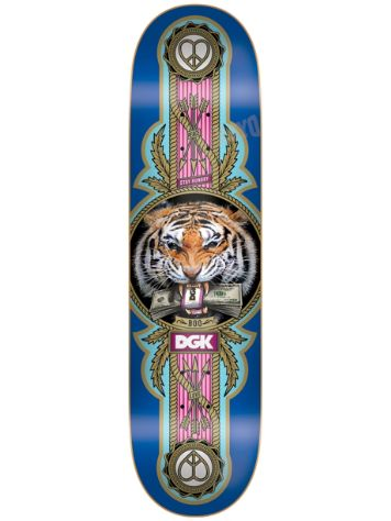 DGK Royal Legion Boo 8.25'' Skateboard Deck
