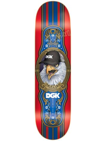 "DGK Royal Legion Kalis 8.0"" Skateboard Deck"