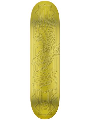 Primitive Rodriguez Eagle Foil 8.0'' Skateboard Deck