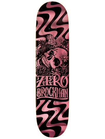 Zero Brockman Flashback Reissue 8.0'' Skateboard