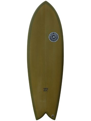 TwinsBros Enjoy Twin FCS2 6'0 Surfboard