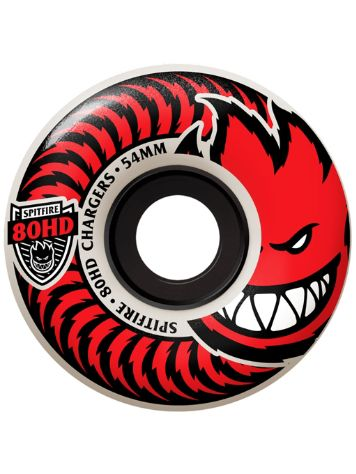 Spitfire Chargers Classic 58mm 80HD Wheels