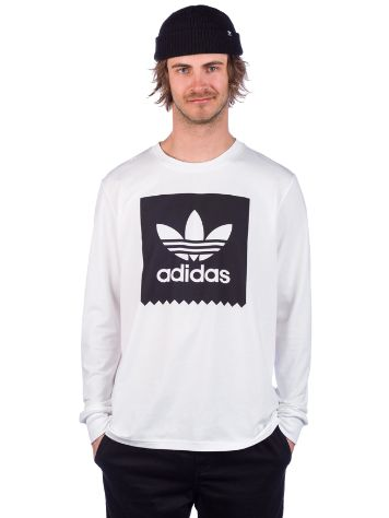 adidas Skateboarding BB Long Sleeve T-Shirt