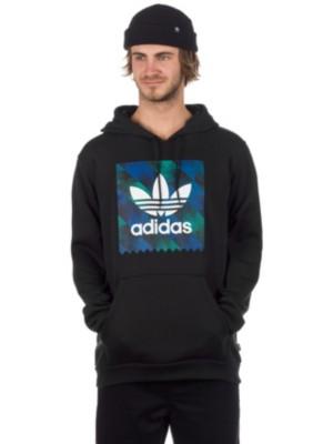 Netthandel adidas Skateboarding H Shmoo Hettegenser hos Blue