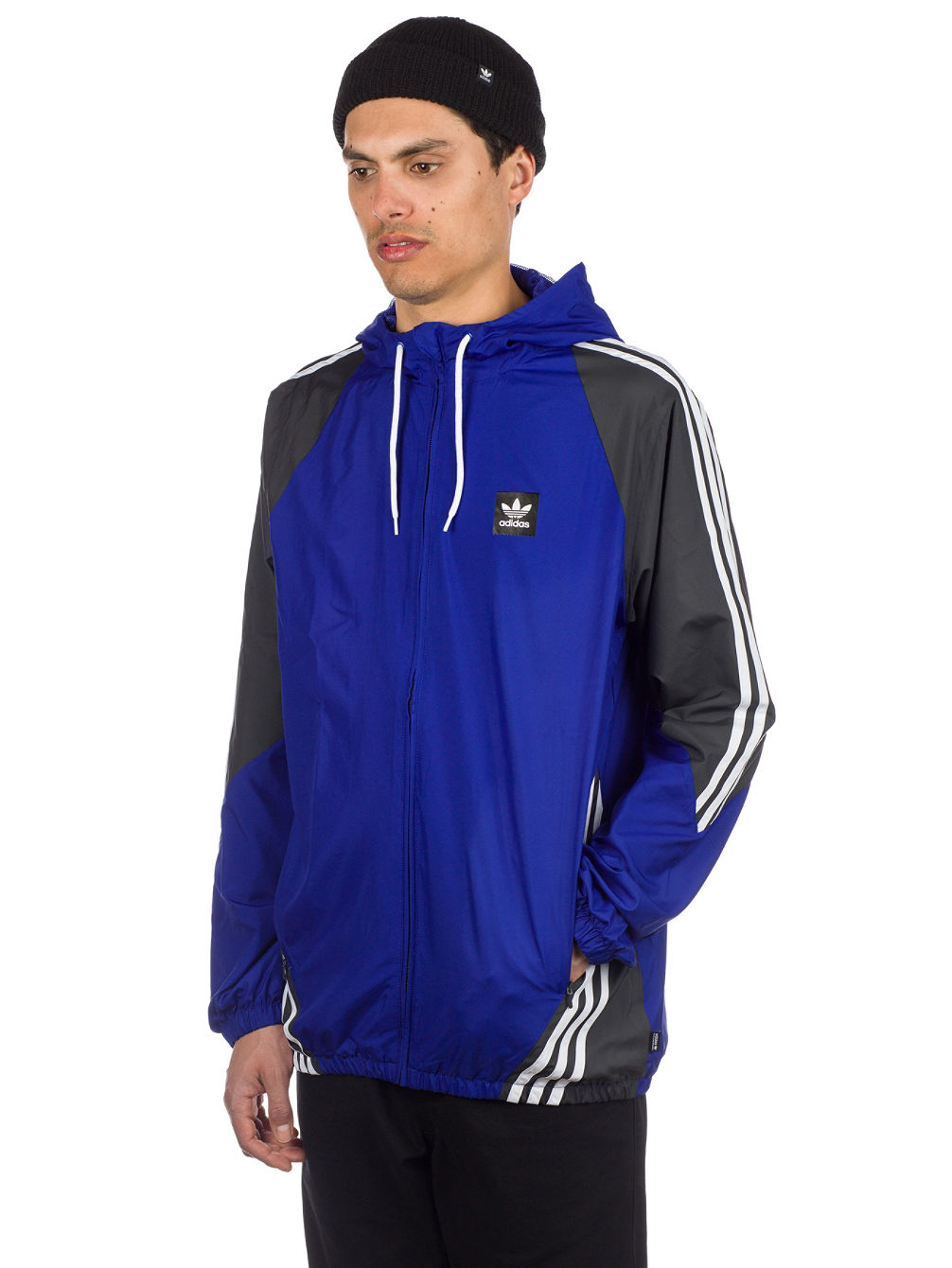 f428cd77196e Buy adidas Skateboarding Insley Jacket online at Blue Tomato