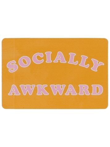 Jac Vanek Socially Awkward Sticker