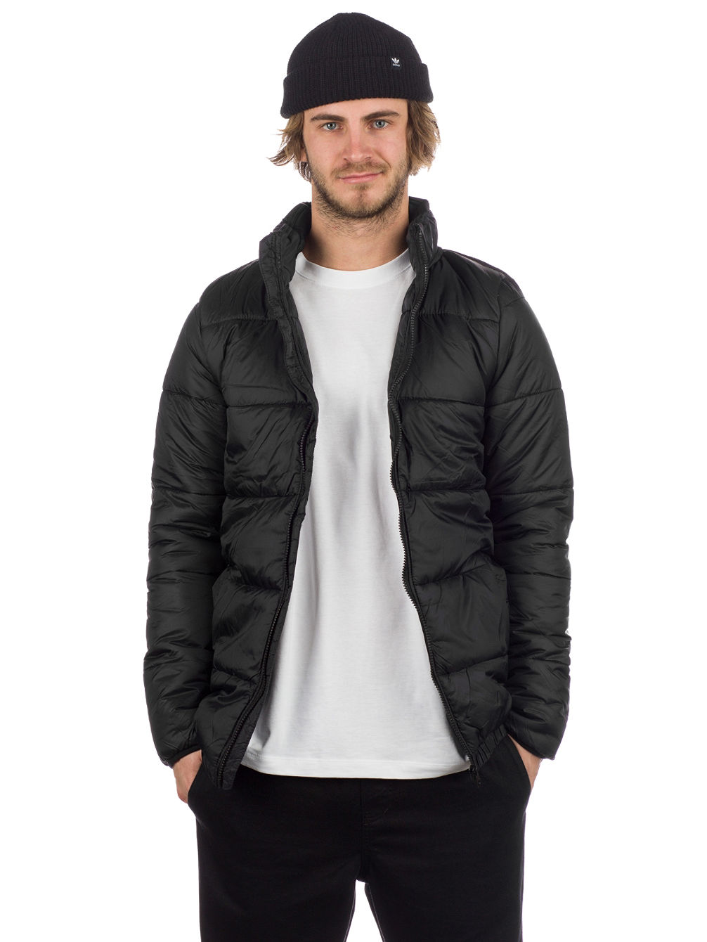 Expanded Puffy Jacket