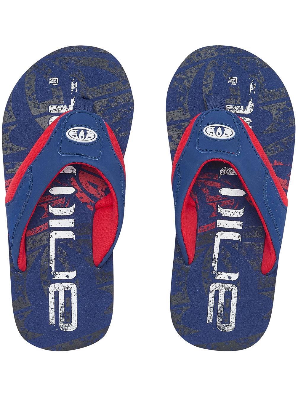 e6ac888c6 Buy Animal Jekyl Logo Sandals online at Blue Tomato
