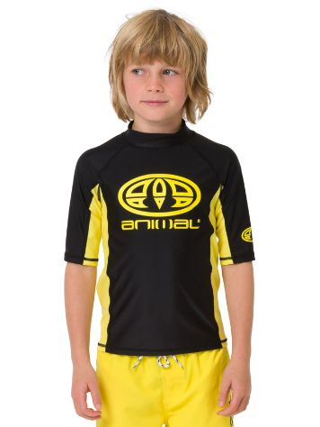 Animal Hiltern Rash Guard Boys