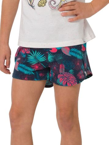 Animal Summer Leaf Shorts