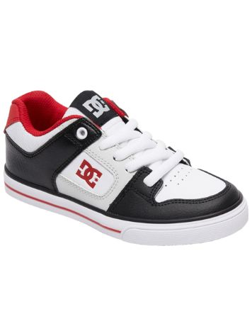 DC Pure Skate Shoes Boys