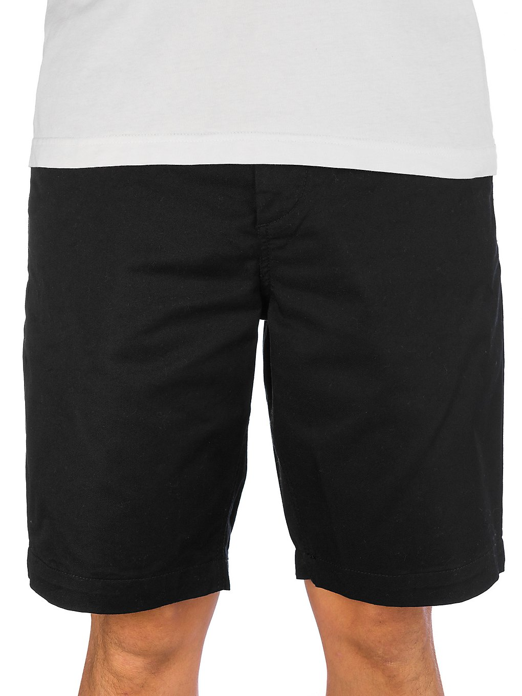 DC Worker Straight Shorts black