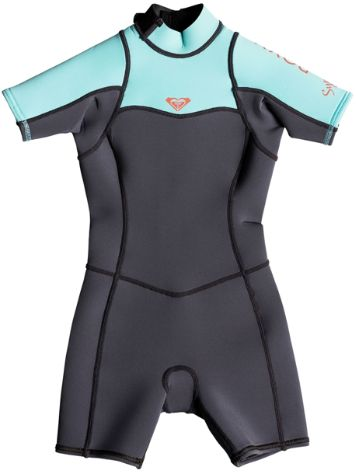 Roxy 2/2 Syncro Ser Teeny Back Zip Spring Ft