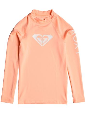 Roxy Whole Hearted Lycra LS Youth