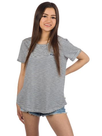 Roxy Love Sun Stripe T-Shirt