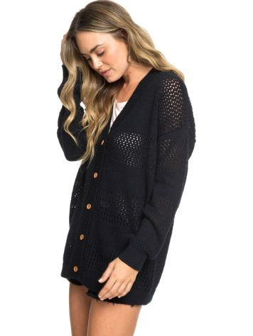 Roxy Golden Hell Gate Cardigan