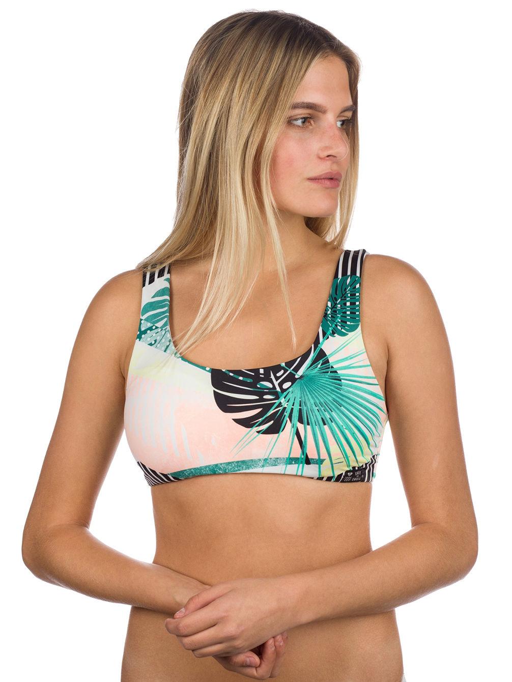 54e247fddca7de Buy Roxy Pop Surf Full Printed Bikini Top online at Blue Tomato