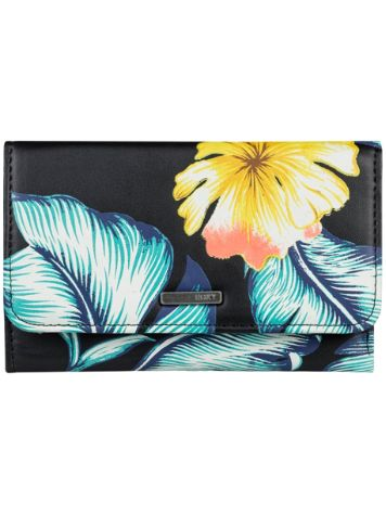 Roxy Juno Printed Wallet