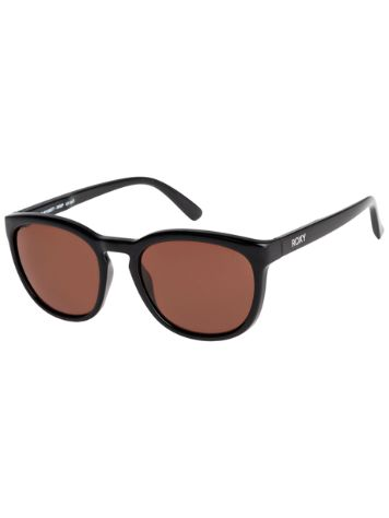 Roxy Kaili Polarized Shiny Black/Purple Polar