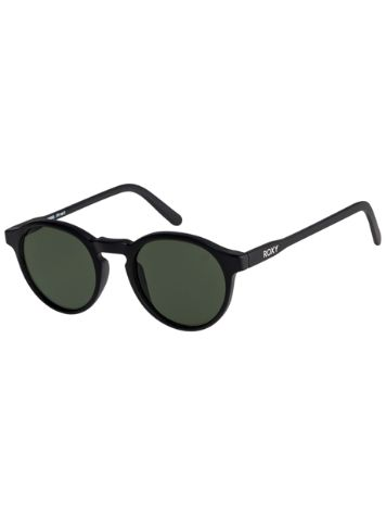 Roxy Moanna Polarized Matte Black/Green Polar